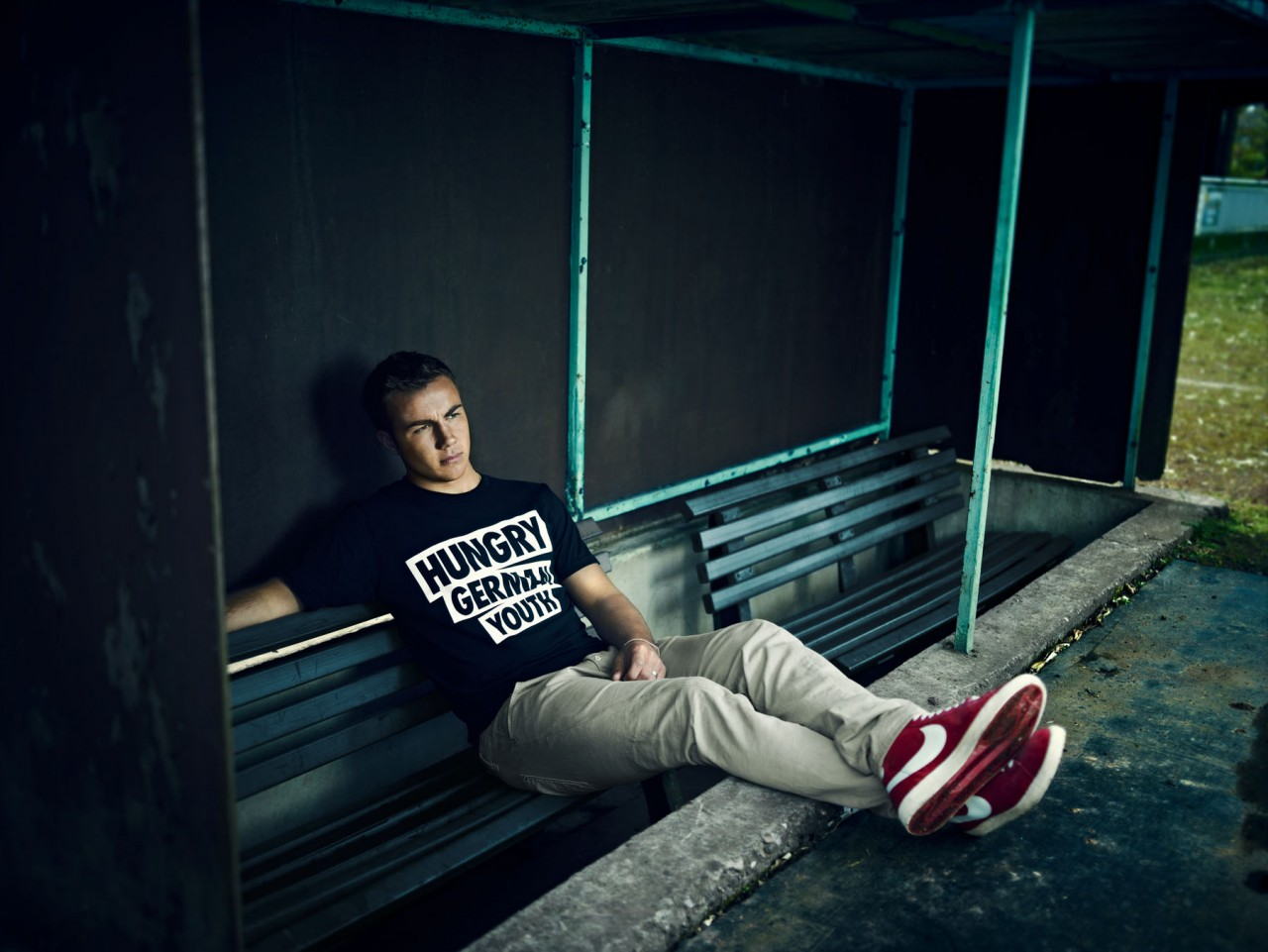 Malte Frank   Postproduction NIKE / MARIO GOETZE
