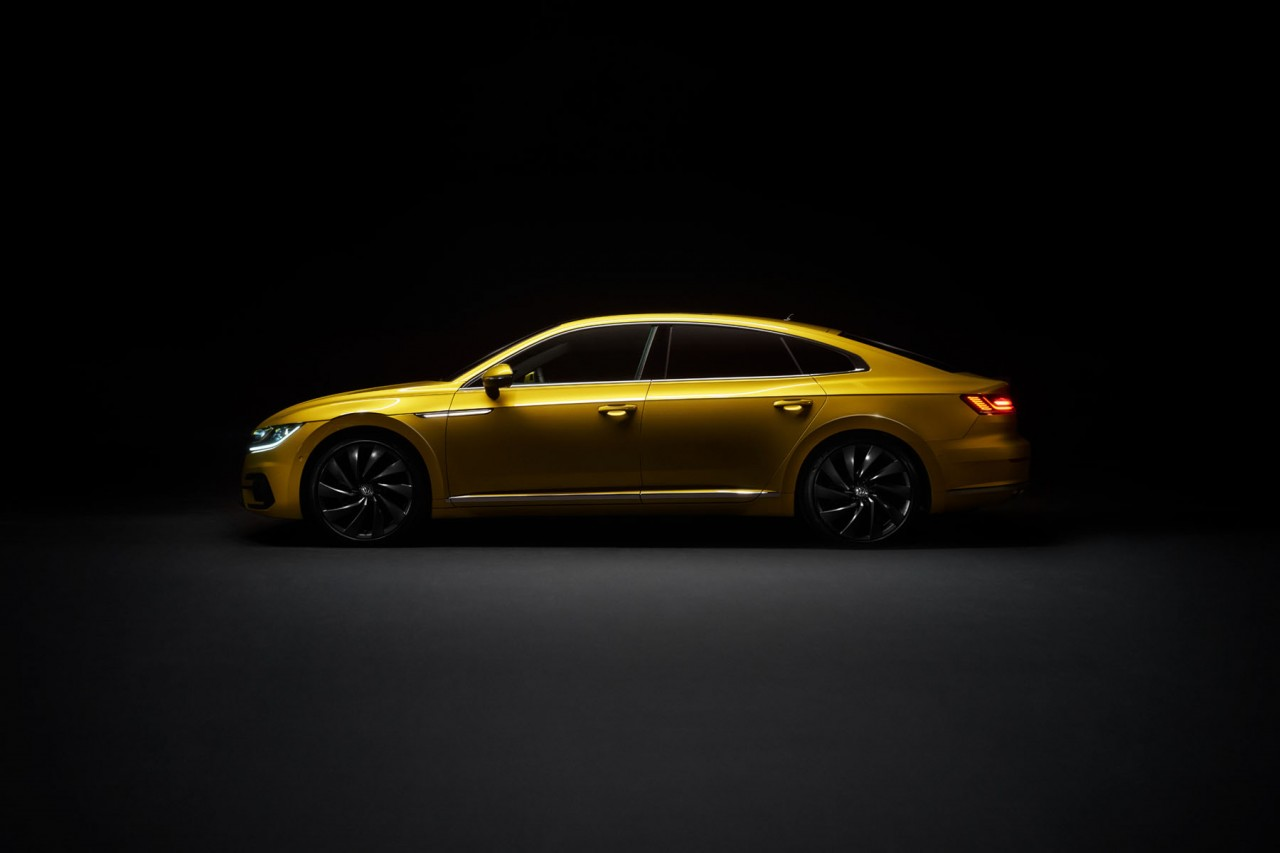 Malte Frank | Postproduction VW / ARTEON