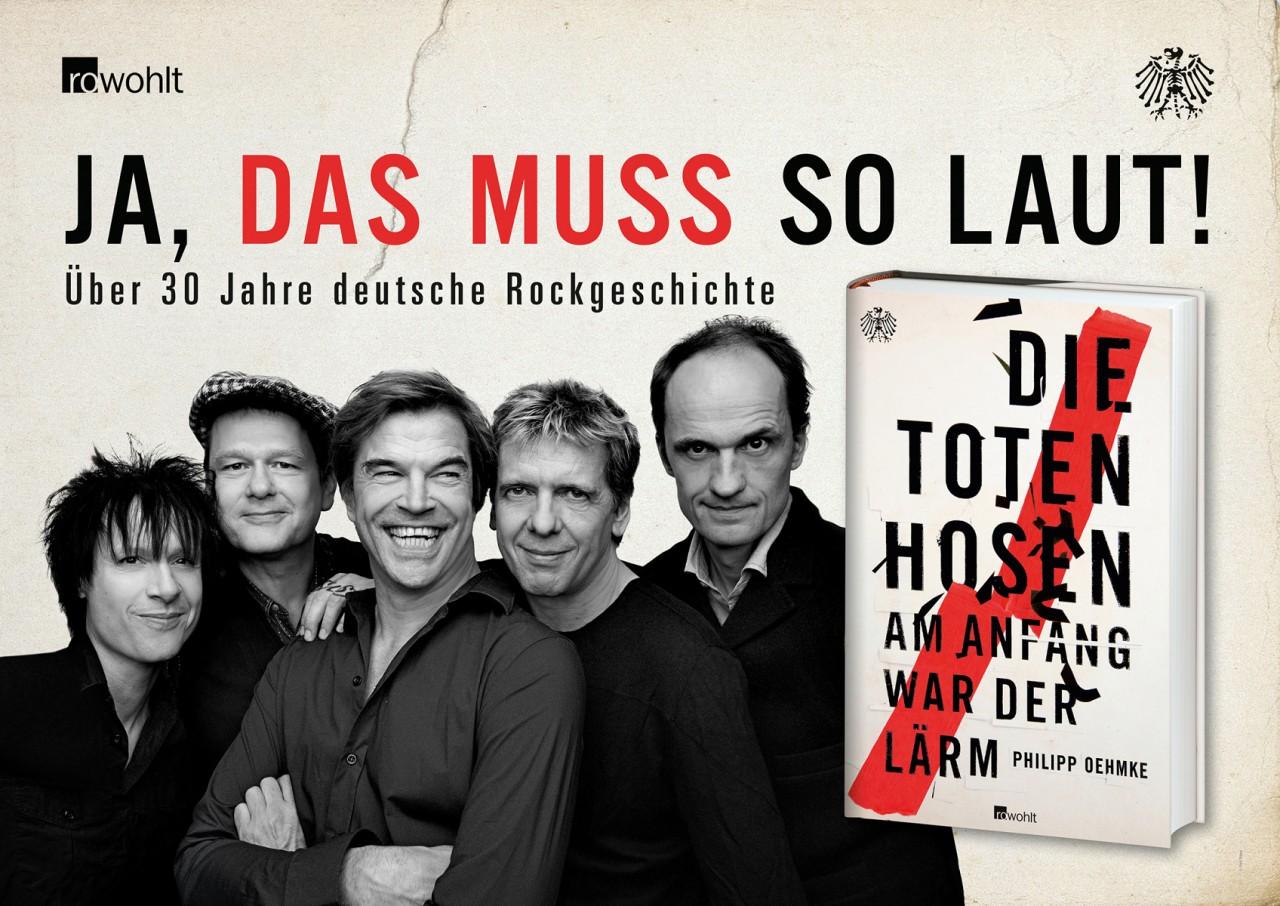 Malte Frank | Postproduction DIE TOTEN HOSEN / AM ANFANG WAR DER LÄRM
