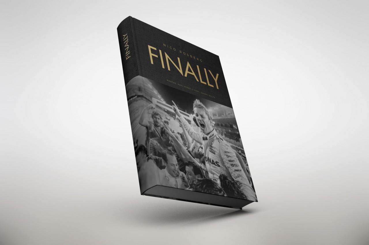 Malte Frank | Postproduction FINALLY / NICO ROSBERG