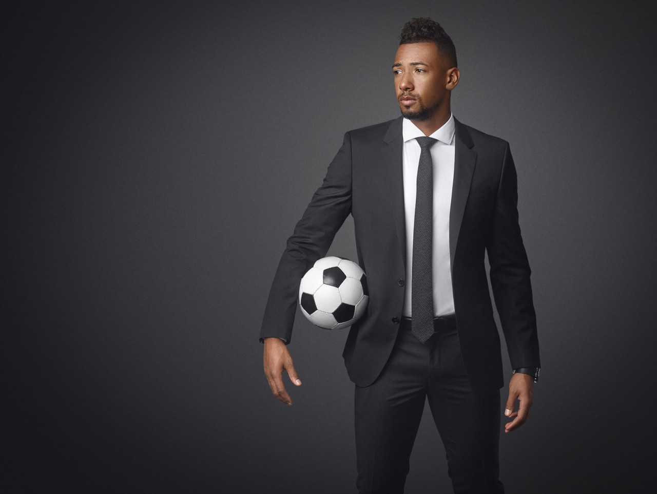 Malte Frank | Postproduction JEROME BOATENG