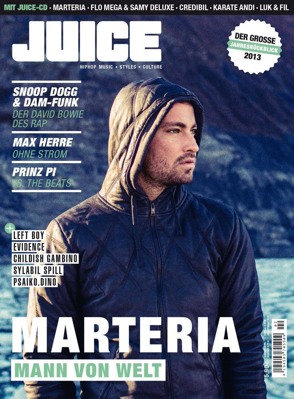Malte Frank | Postproduction JUICE MAGAZINE / MARTERIA